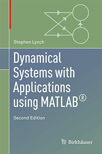 9783319068190: Dynamical Systems with Applications using MATLAB®