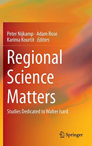 Regional Science Matters: Peter Nijkamp