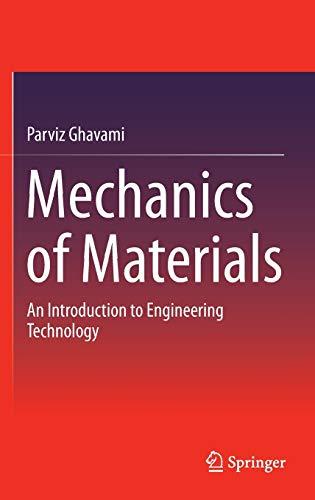 Mechanics of Materials: Parviz Ghavami