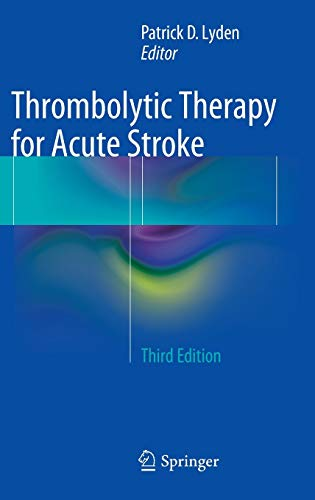 9783319075747: Thrombolytic Therapy for Acute Stroke