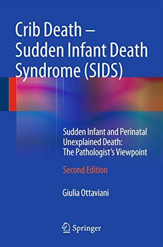 Crib Death - Sudden Infant Death Syndrome (SIDS): Giulia Ottaviani