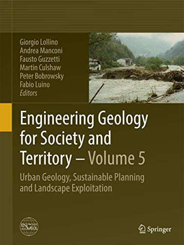 Engineering Geology for Society and Territory - Volume 5: Giorgio Lollino