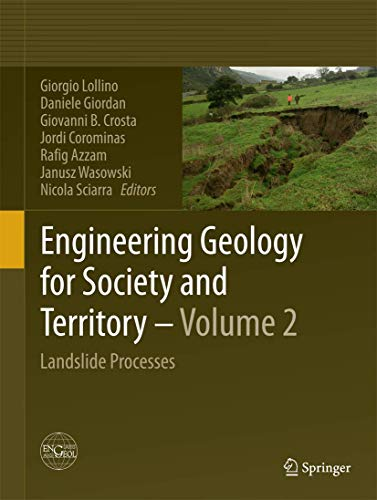 Engineering Geology for Society and Territory - Volume 2 (Hardcover)