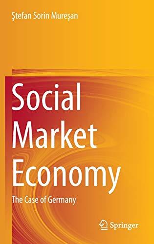 Social Market Economy: Stefan Sorin Muresan