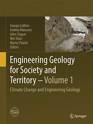 Engineering Geology for Society and Territory - Volume 1: Giorgio Lollino