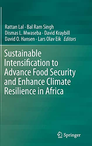9783319093598: Sustainable Intensification to Advance Food Security and Enhance Climate Resilience in Africa