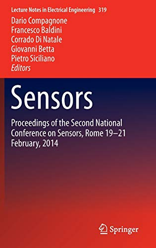 Sensors: Proceedings of the Second National Conference on Sensors, Rome 19-21 February, 2014 (...
