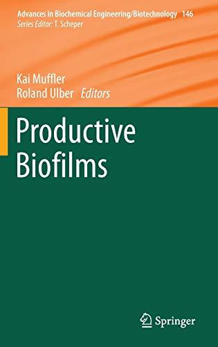 Productive Biofilms: Kai Muffler