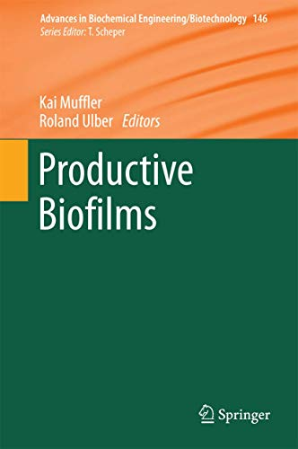 9783319096940: Productive Biofilms (Advances in Biochemical Engineering/Biotechnology)
