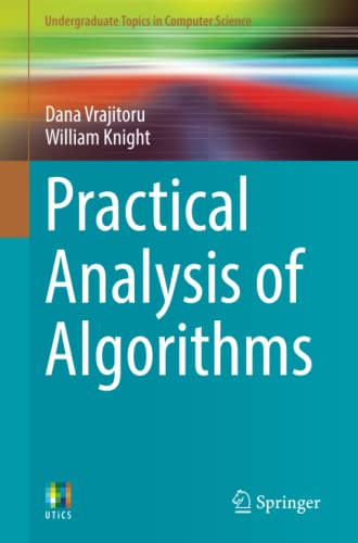 9783319098876: Practical Analysis of Algorithms (Undergraduate Topics in Computer Science)