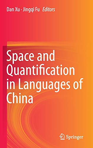 9783319100395: Space and Quantification in Languages of China