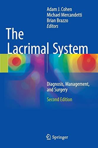 The Lacrimal System: Adam Cohen