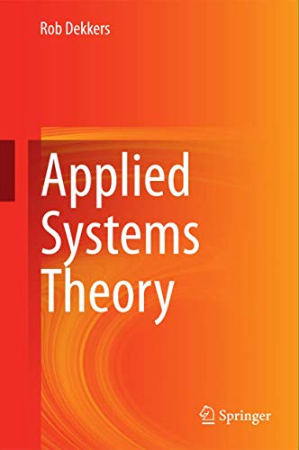 Applied Systems Theory: Rob Dekkers