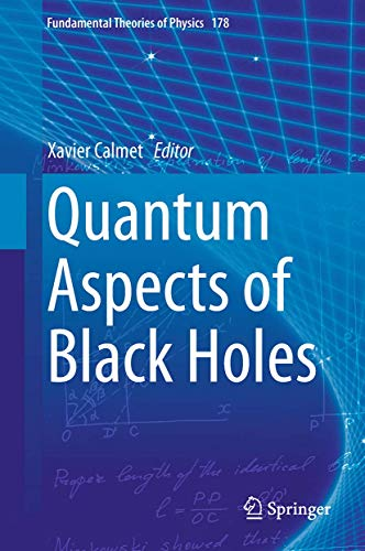 9783319108513: Quantum Aspects of Black Holes (Fundamental Theories of Physics)