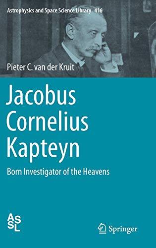 Jacobus Cornelius Kapteyn: Pieter C. van der Kruit
