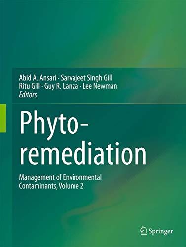 Phytoremediation (Hardcover)