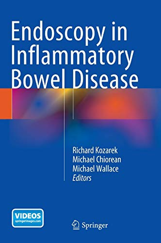 9783319110769: Endoscopy in Inflammatory Bowel Disease