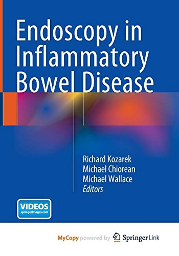 9783319110783: Endoscopy in Inflammatory Bowel Disease