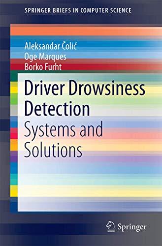 Driver Drowsiness Detection: Aleksandar Colic