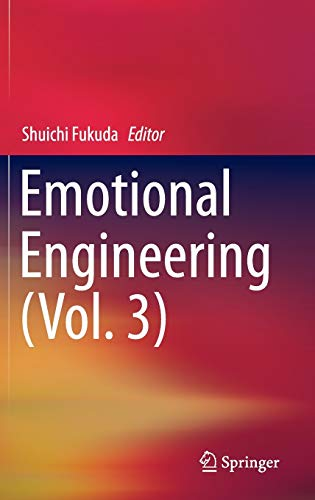 9783319115542: Emotional Engineering (Vol. 3)