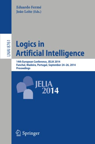 Logics in Artificial Intelligence: Eduardo Fermé