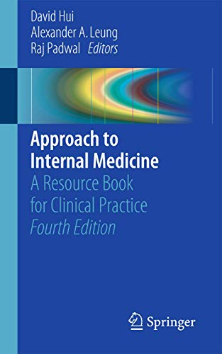 9783319118208: Approach to Internal Medicine: A Resource Book for Clinical Practice