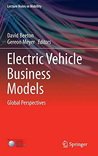 Electric Vehicle Business Models: David Beeton
