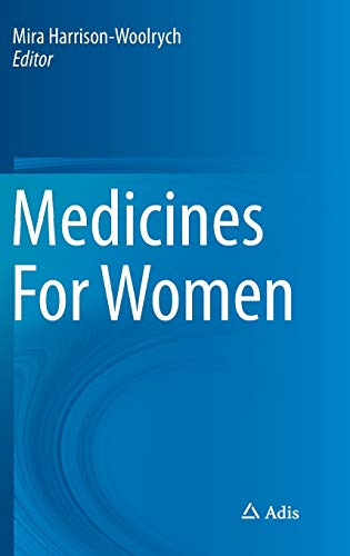 9783319124056: Medicines For Women : Risks and Benefits