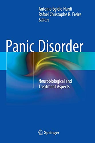 9783319125374: Panic Disorder: Neurobiological and Treatment Aspects
