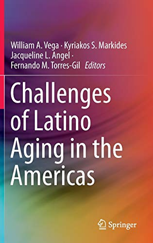 9783319125978: Challenges of Latino Aging in the Americas
