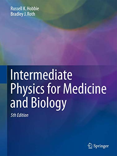 9783319126814: Intermediate Physics for Medicine and Biology