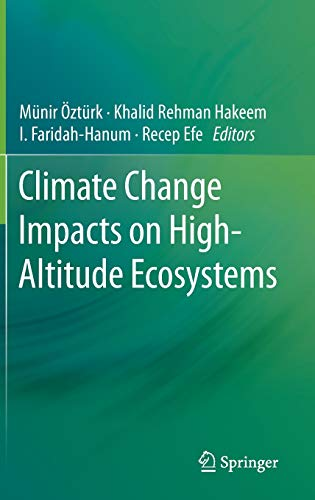 9783319128580: Climate Change Impacts on High-Altitude Ecosystems