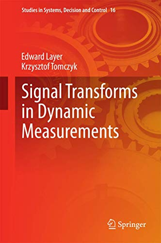 Signal Transforms in Dynamic Measurements: Edward Layer