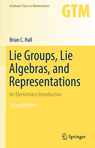 9783319134666: Lie Groups, Lie Algebras, and Representations: An Elementary Introduction: 222