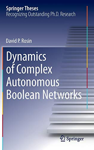 9783319135779: Dynamics of Complex Autonomous Boolean Networks (Springer Theses)