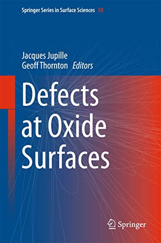 9783319143668: Defects at Oxide Surfaces (Springer Series in Surface Sciences)