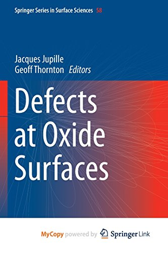 9783319143682: Defects at Oxide Surfaces