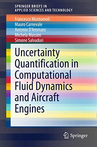 9783319146805: Uncertainty Quantification in Computational Fluid Dynamics and Aircraft Engines (SpringerBriefs in Applied Sciences and Technology)