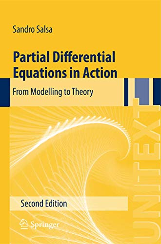 9783319150925: Partial Differential Equations in Action: From Modelling to Theory (UNITEXT)