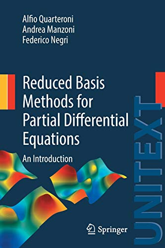 9783319154305: Reduced Basis Methods for Partial Differential Equations: An Introduction: 92 (UNITEXT)