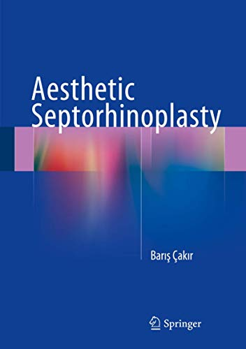9783319161266: Aesthetic Septorhinoplasty