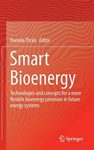 Smart Bioenergy: Technologies and concepts for a more flexible bioenergy provision in future energy...