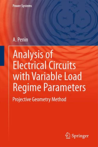 9783319163505: Analysis of Electrical Circuits with Variable Load ...