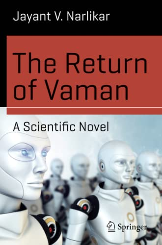 The Return of Vaman - A Scientific: Narlikar, Jayant V.