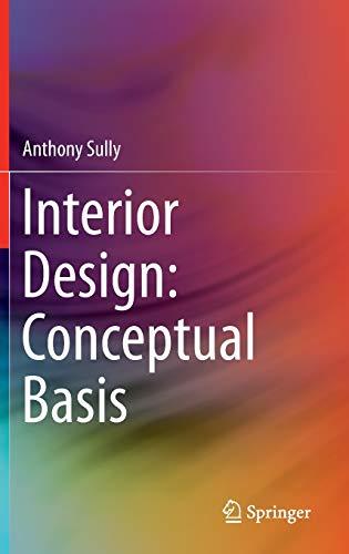 9783319164731 Interior Design Conceptual Basis