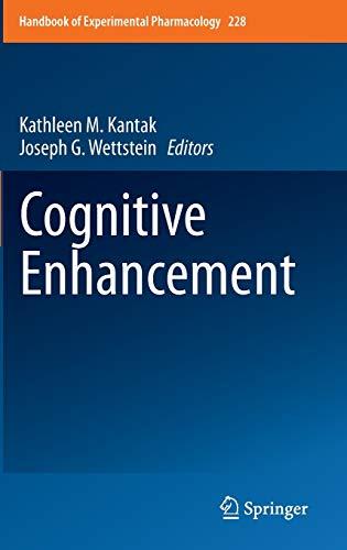Cognitive Enhancement: Kathleen M. Kantak