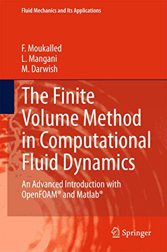 9783319168739: The Finite Volume Method in Computational Fluid Dynamics: An Advanced Introduction with OpenFOAM® and Matlab (Fluid Mechanics and Its Applications)