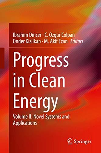 Progress in Clean Energy, Volume 2 (Hardcover)
