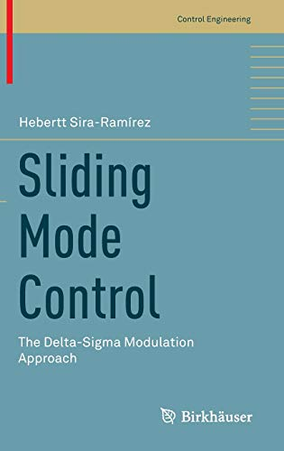 9783319172569: Sliding Mode Control: The Delta-Sigma Modulation Approach (Control Engineering)