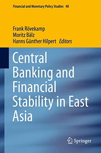Financial Stability in East Asia